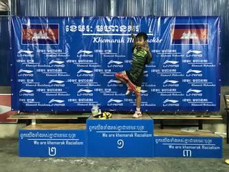 Khemarak Mohanokor badminton association
