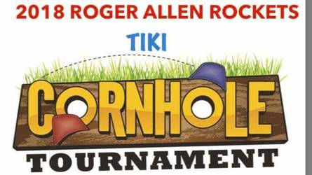 Cooperstown Fund Raiser Tiki Cornhole Tournament