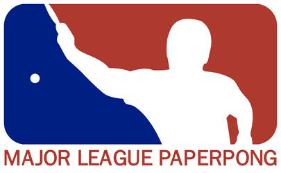 Major League Paperpong