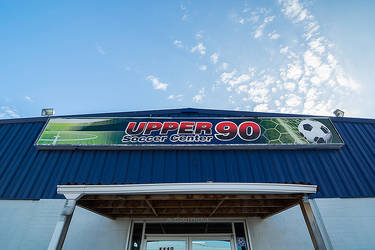 Upper 90 Soccer Center