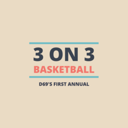 D69 3 on 3 Basketball