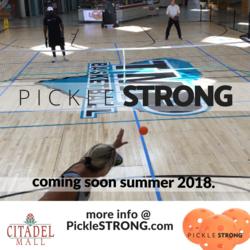 PickleStrong CitadelMall