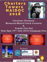 Christine Thomson Mixed Touch Football Carnival