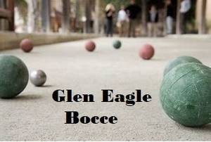 Glen Eagle 2021 Bocce