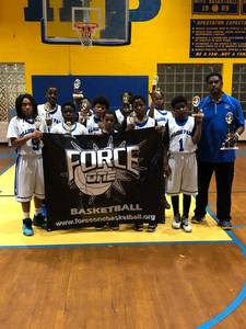 COLLEGE PARK HORNETS BASKETBALL