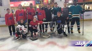 Ramadan ice hockey tournament 2016