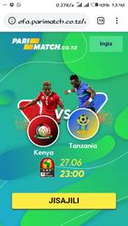 Jacotel sports Tanzania