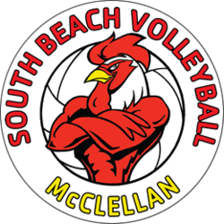 South Beach Volleyball at McClellan