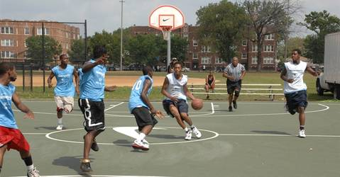 Chicago Park District Teen League