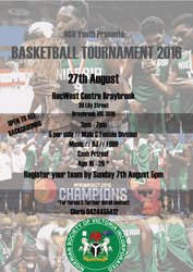 NSV Youth Basketball Tournament