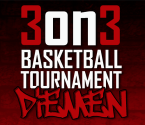 3 ON 3 Basketball Tournament Diemen