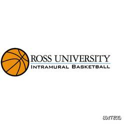 Ross university Intrmural basketball