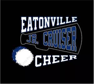 Eatonville junior Cruisers cheer