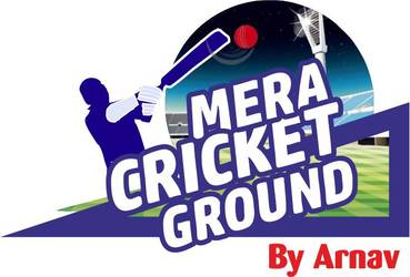 Mera Cricket Ground (MCG)byArnav