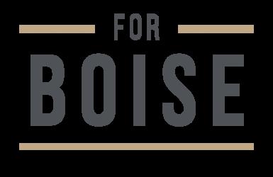For Boise