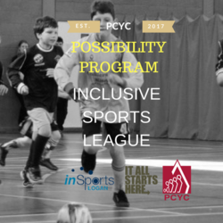 PCYC Possibility Program Inclusive Sports Program