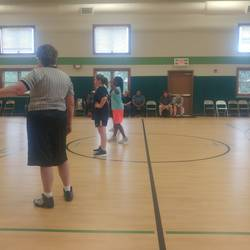 Playoffs for Girls Basketball League