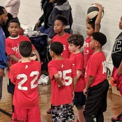 Playoffs for 5th Grade U Compete League