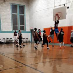 Adult Basketball League Playoff Schedule