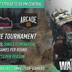 Warzone Trios Online Tournament