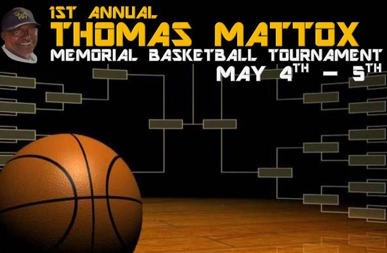 Playoffs for Tommy Mattox Basketball Tournament