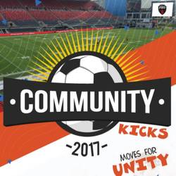 Community Kicks - Schedule 2017