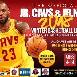 JR NBA-JR CAVS WINTER LEAGUE