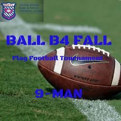 BALL B4 FALL