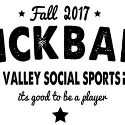 2017 Fall Kickball Schedule