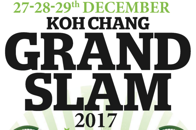 Koh Chang Grand Slam 2017