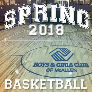 8U Girls Basketball | Roney Center | Spring 2018
