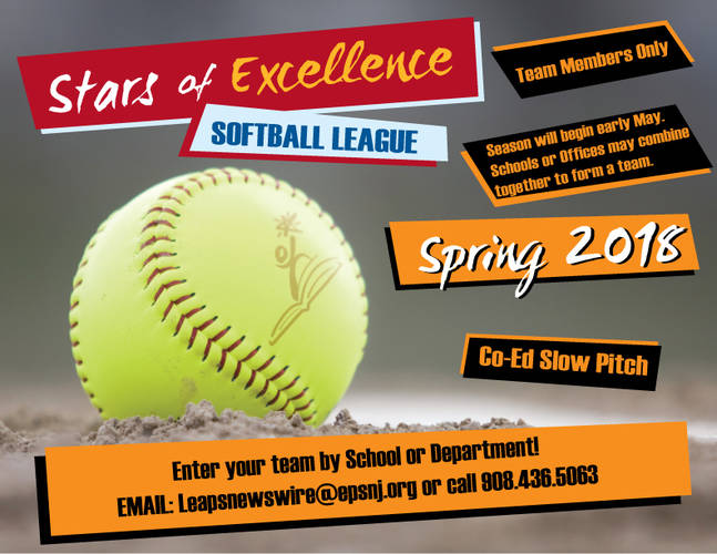 Stars of Excellence Softball League