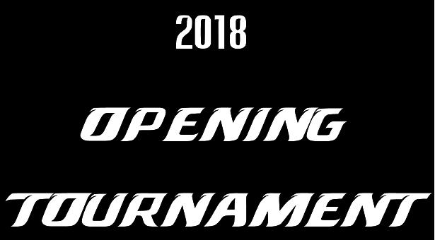 2018 Opening Tournament