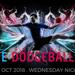 Extreme Dodgeball League (Aug-Oct)