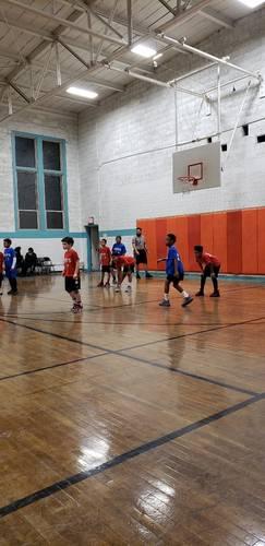 5th Grade U Basketball Schedule
