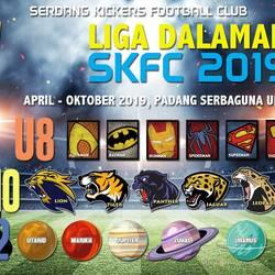 Liga Dalaman U8 SKFC 2019