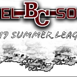 Bethel Summer Mens League 2019 Schedule
