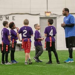 Flag Football Skill Development Schedule