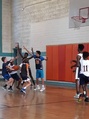 8th Grade League Basketball Schedule