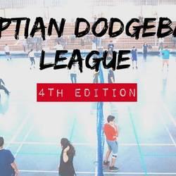 Men Dodgeball League