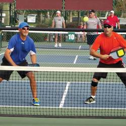 Mens 4.5 Pickleball Schedule