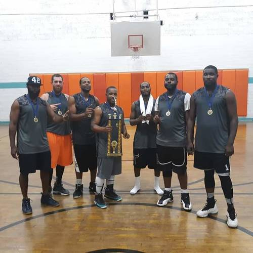 Adult Basketball League Schedule