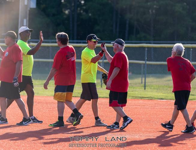 2020 Senior Softball Summer League