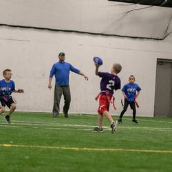 Flag Football Skill Trainer/Games Program Schedule