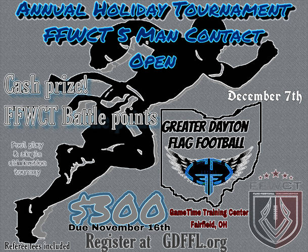 2019 Holiday tournament