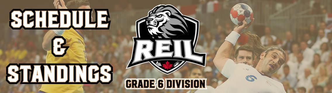 REIL Grade 6 Handball Schedule 2020