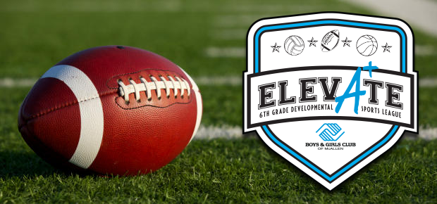 6th Grade Elevate Flag Football League