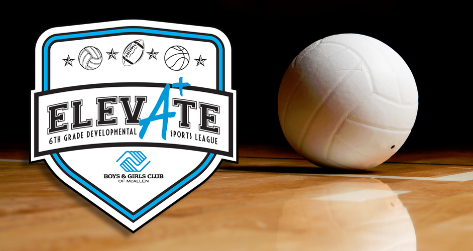 6th Grade Elevate Volleyball League