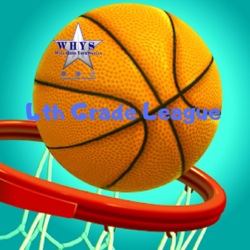 4th Grade Basketball League Schedule