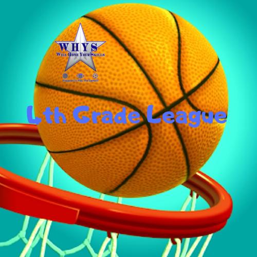 4th Grade Basketball League Schedule